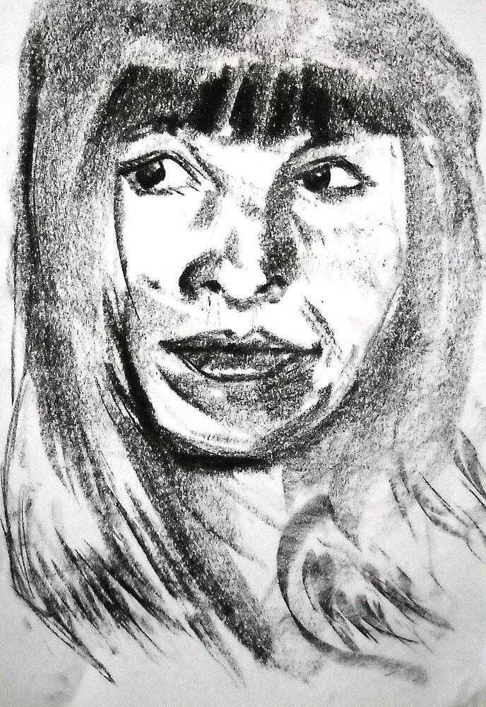 Sketch by Christopher  Raggatt