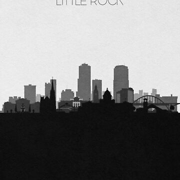 Travel Posters | Destination: Little Rock by geekmywall