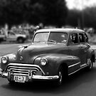 Oldsmobile by JuliaKHarwood