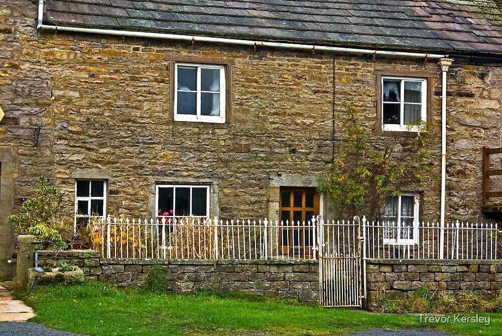 Village Cottage - Muker, Yorks Dales N.P. by Trevor Kersley