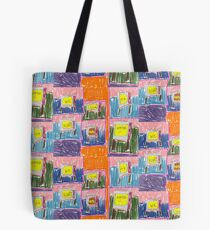 Technology I (Television) (2016) Tote Bag