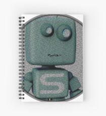 OBot Spiral Notebook