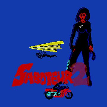 Gaming [ZX Spectrum] - Saboteur Two (2) by ccorkin