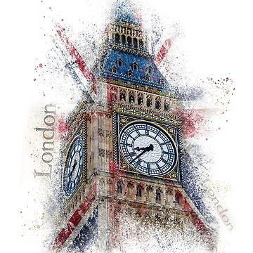 London - Big Ben by flashcompact