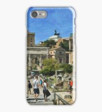 The place where a civilization was born iPhone Case/Skin