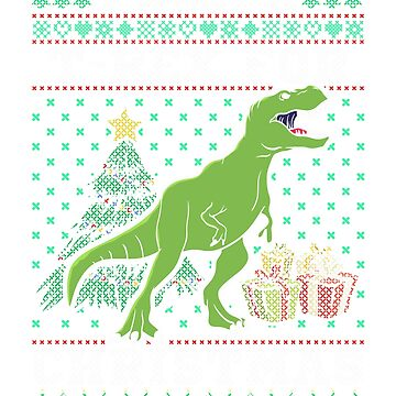 I Want A T-Rex For Christmas by frittata