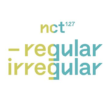 NCT 127 Regular-Irregular  by nurfzr
