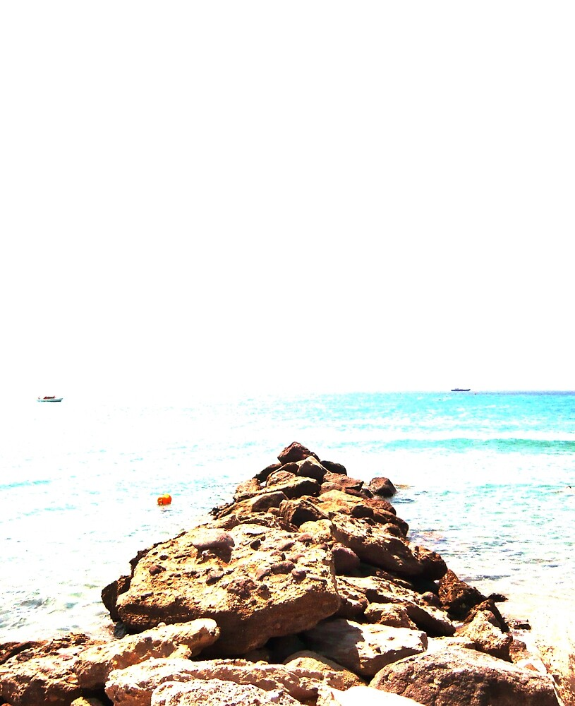 Rocks out to sea... by JoshHardman
