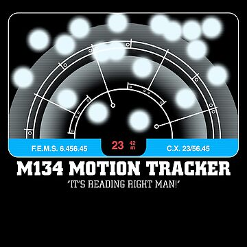 M134 Motion Tracker - Inspired by Aliens by WonkyRobot