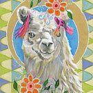 Llama Llove by chromaddict