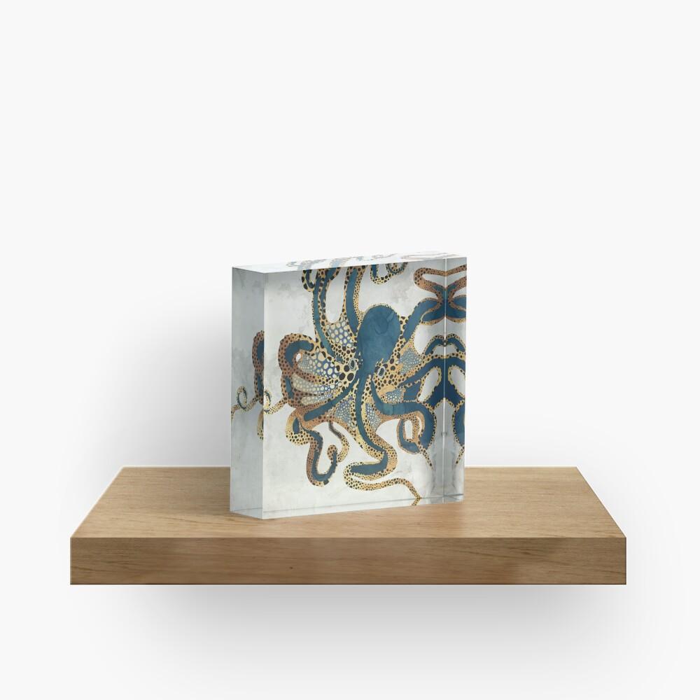 Underwater Dream VI Acrylic Block