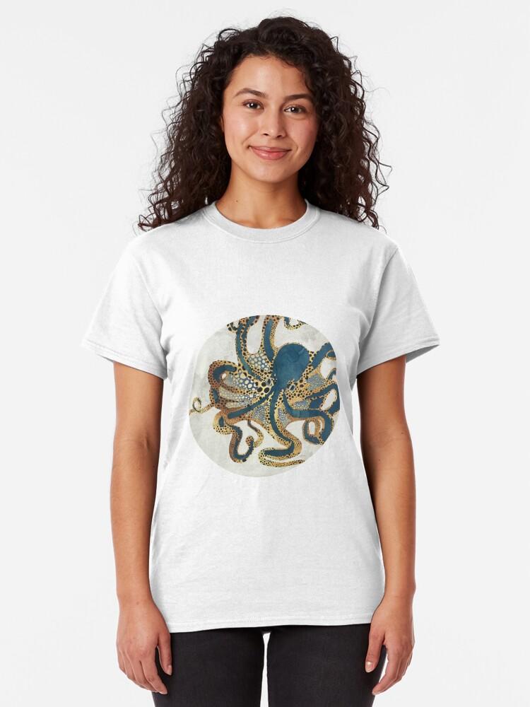 Alternate view of Underwater Dream VI Classic T-Shirt