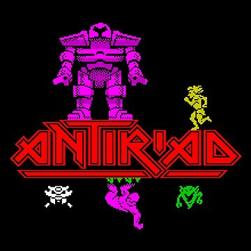 Gaming [ZX Spectrum] - The Sacred Armour of Antiriad by ccorkin