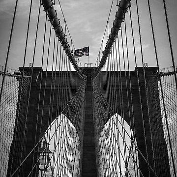 Brooklyn Bridge by Nicklas81