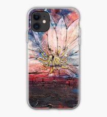 Crimson Lily iPhone Case