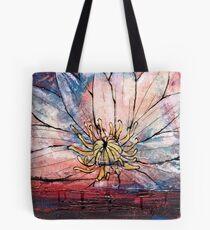 Crimson Lily Tote Bag