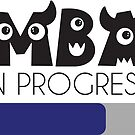 MBA in progress - funny art by Magda Hanak
