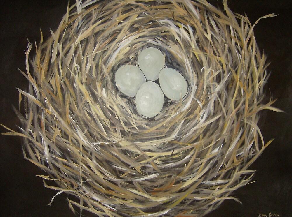 """""""Nest Egg"""" by bluegracestudio"""