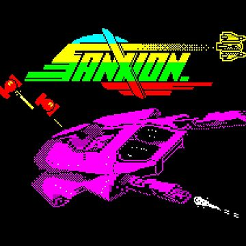 Gaming [ZX Spectrum] - Sanxion by ccorkin