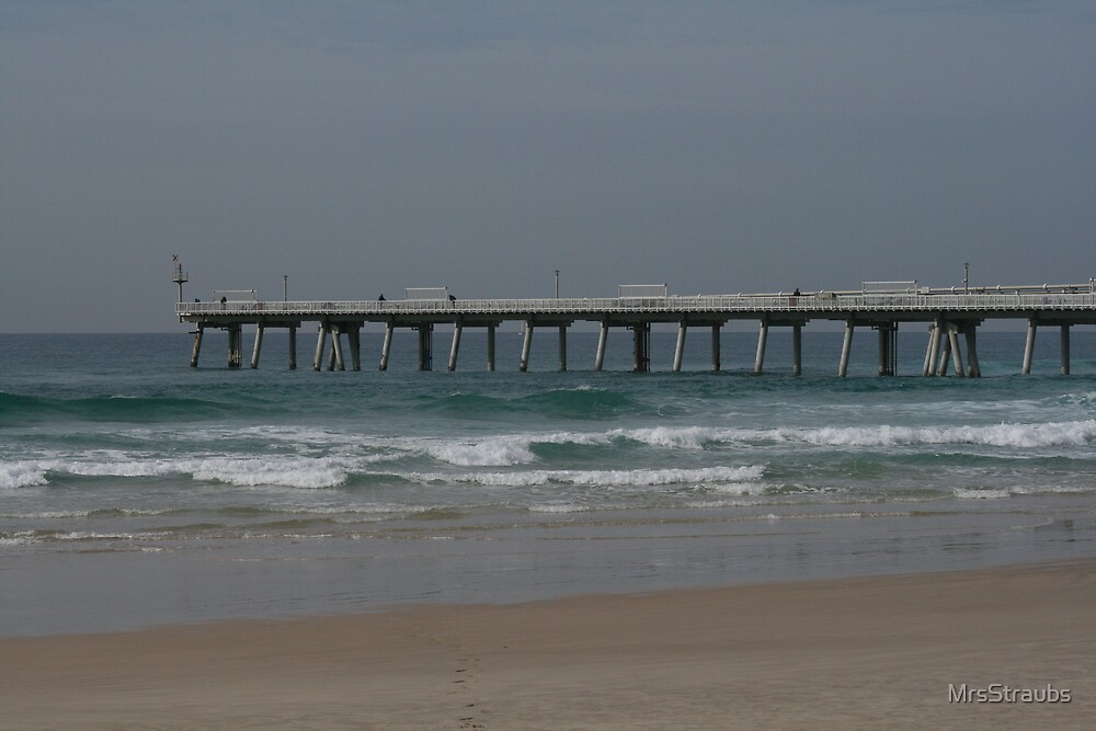 The Spit,  Gold Coast Qld by MrsStraubs