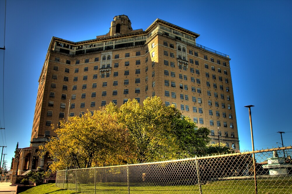 The Baker Hotel by Terence Russell