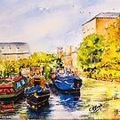 CANALSIDE by Carrie McKenzie