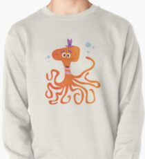 Otto the Octopus Pullover
