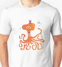 Otto the Octopus T-Shirt