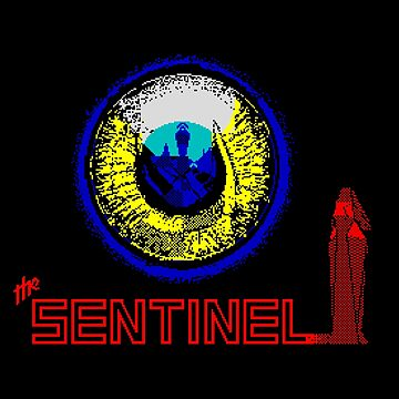Gaming [ZX Spectrum] - The Sentinel by ccorkin