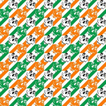 irish houndstooth of the dead by B0red