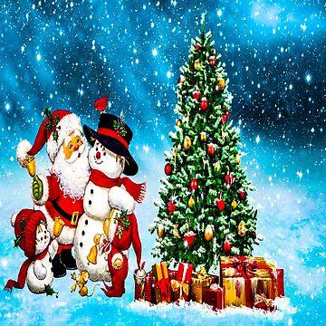 2736 Holiday   Christmas by fwc-usa-company