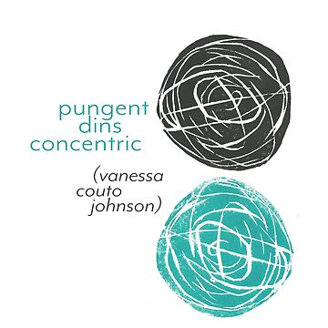 pungent dins concentric - Cover Art by TolsunBooks