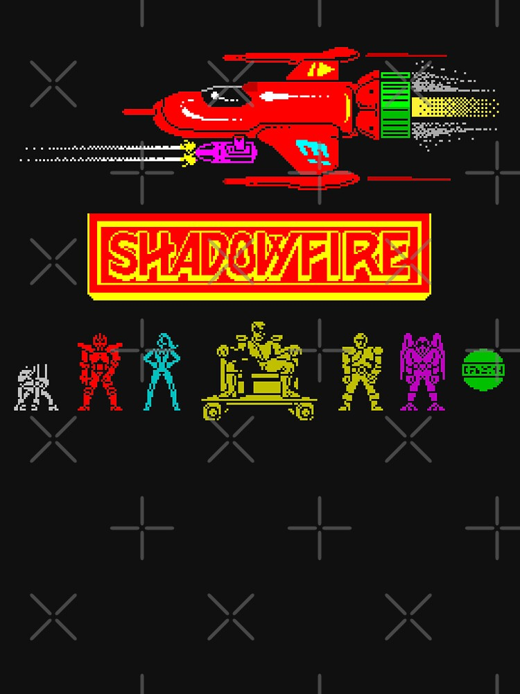 Gaming [ZX Spectrum] - Shadowfire by ccorkin