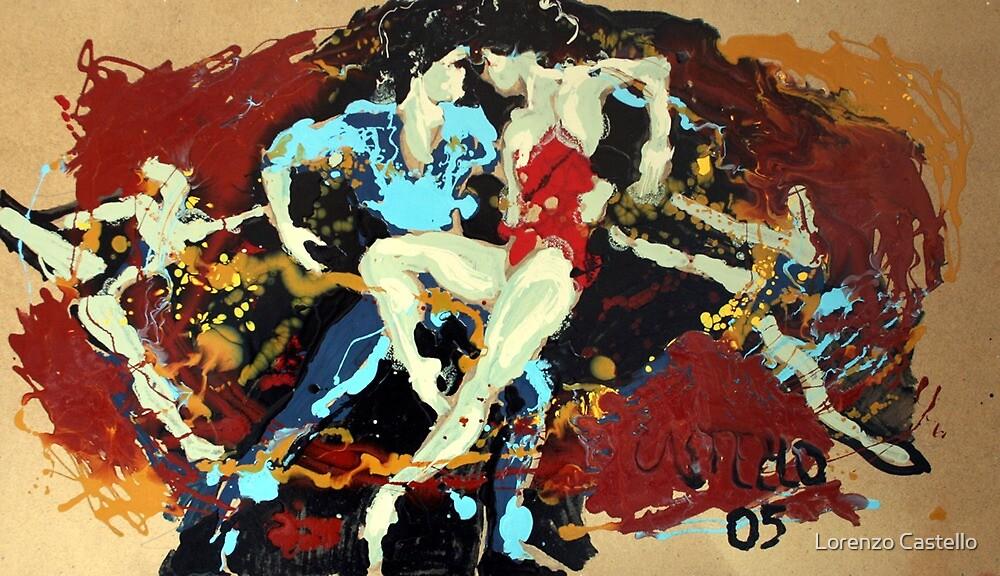 Two for tango by Lorenzo Castello