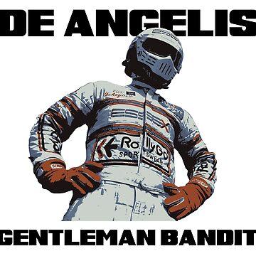 De Angelis gentleman bandit by purpletwinturbo