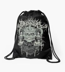 Metalocalypse Dethklok Shirt Drawstring Bag