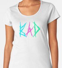 Xxxtentacion -Bad Vibes Forever Logo Women's Premium T-Shirt