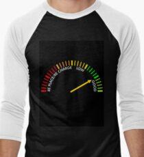 battery testing instrument Men's Baseball ¾ T-Shirt