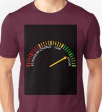battery testing instrument Unisex T-Shirt