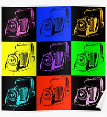 9 Cameras  Poster