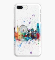 London England Skyline iPhone 8 Plus Case