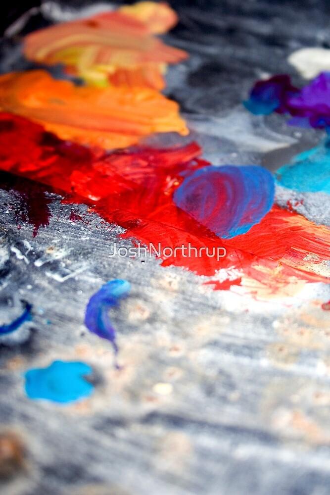 Paint Markings by JoshNorthrup