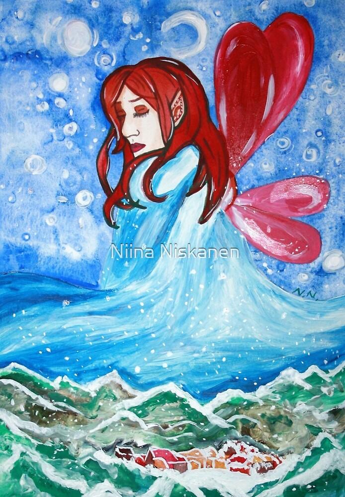 Winter Bringer  by Niina  Niskanen