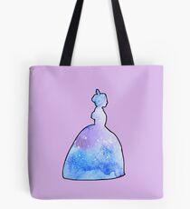Cinderella Broadway Silhouette 1 Tote Bag