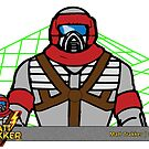 Matt Trakker Spectrum M.A.S.K. Shirt by mtrakker