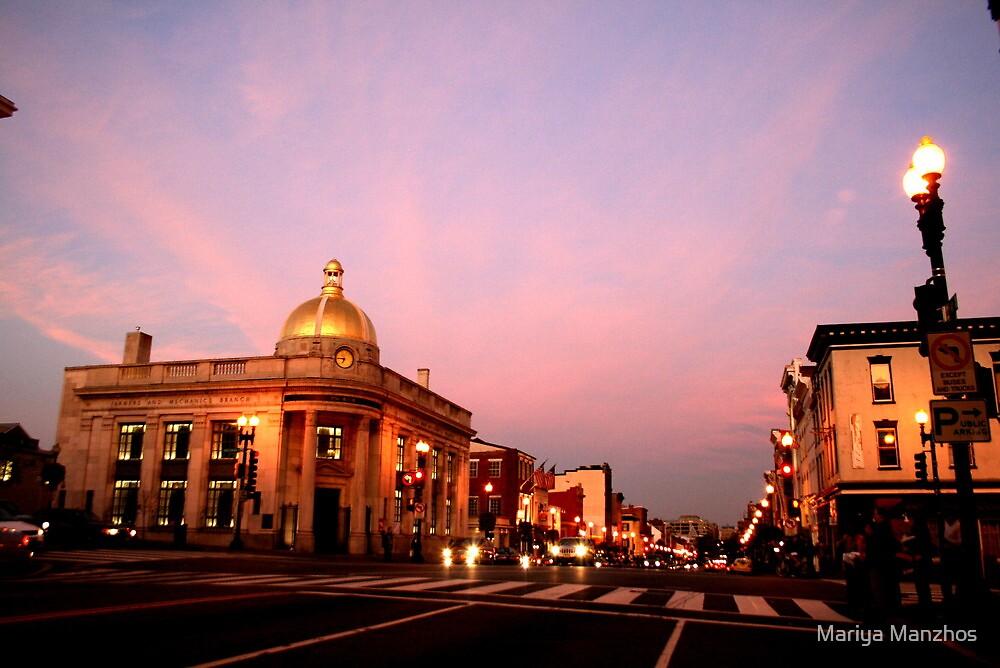 Georgetown, Washington DC 2 by Mariya Manzhos
