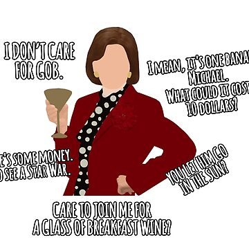 Lucille bluth by aluap106