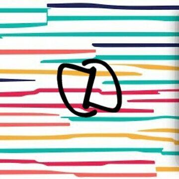 Checker Stripes by DahnDahlas
