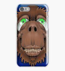Silly Monkey iPhone Case/Skin