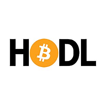 HODL  by thatstickerguy